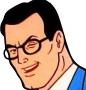 Clark Kent Winking 000