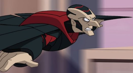 "The Vulture from ""The Spectacular Spider-Man"""