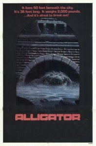 Alligator - the Good Poster