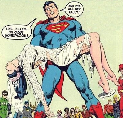 From Lois Lane #128