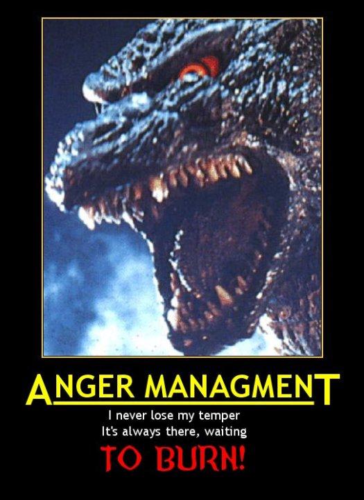 Godzilla Demotivator