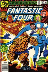 Fantastic Four 203 000