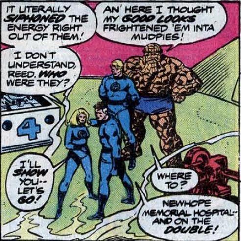 Fantastic Four 203 001