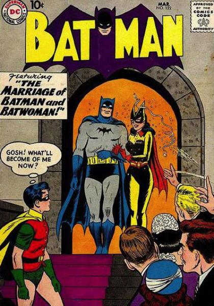 Batman 122 000
