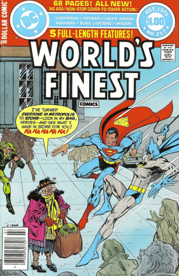 World's Finest Comics 257 000