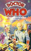 Doctor Who Enemy World Cover