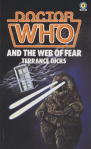 Doctor Who Web Fear Cover