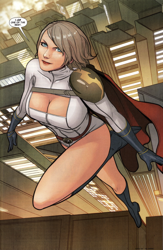 Power Girl 25 000