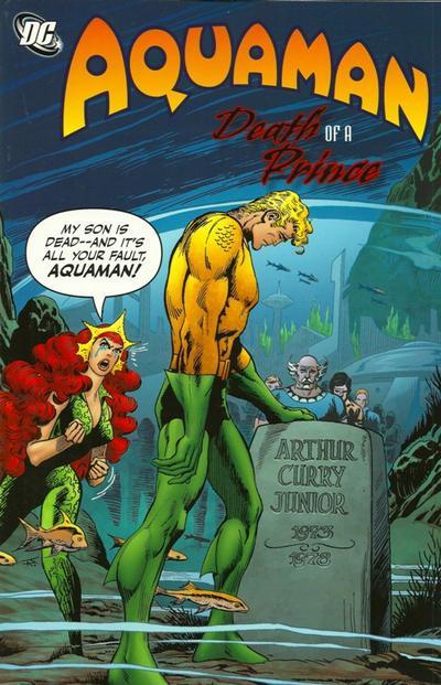 Sad Aquaman Underwater 000