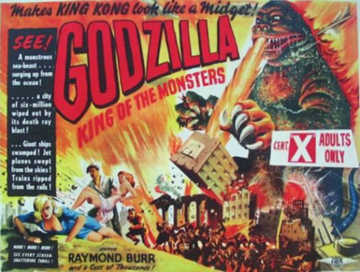 Phat or Fat Godzilla 001