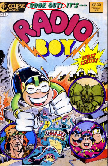 Radio Boy 000