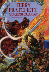 KBRS (IV) – Guards!  Guards! by Terry Pratchett