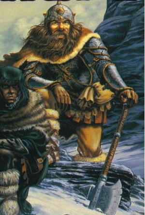 typical fantasy dwarf