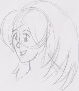 General Girl sketch