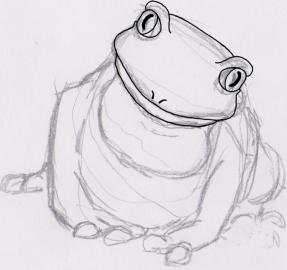 Frog Battler 001